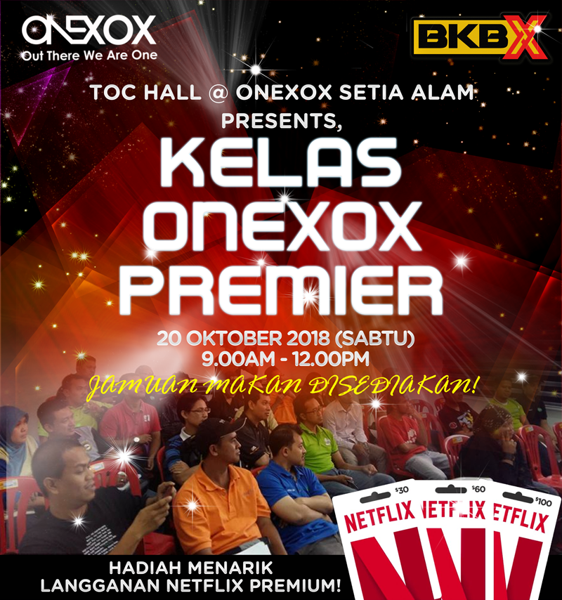 Kelas ONEXOX