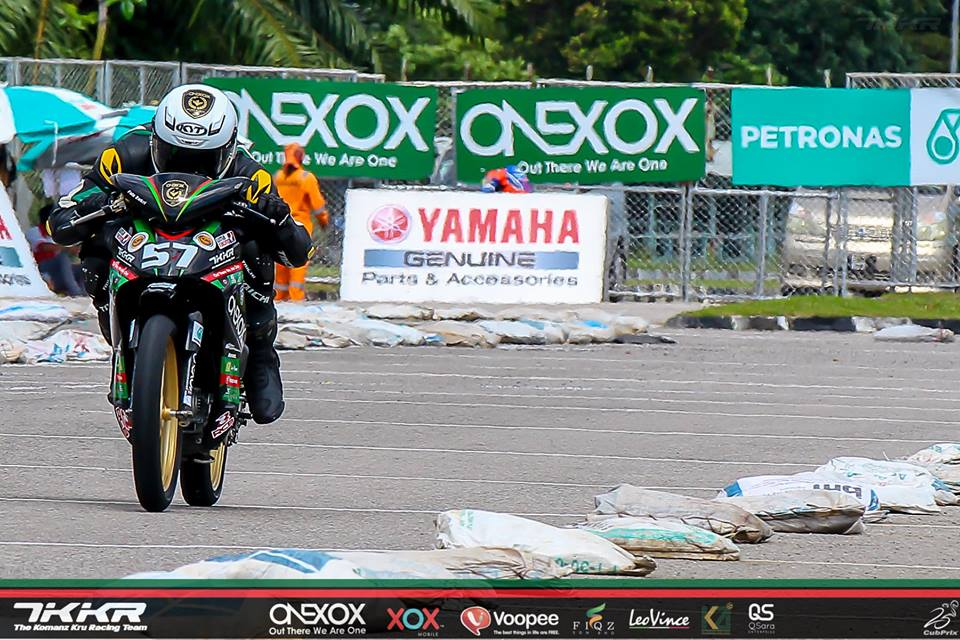 ONEXOX TKKR Racing di CubPrix